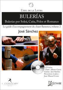 Couv Bulerias J. Sánchez L'Entretemps/OctaVibe