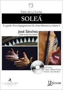 "Couverture ""Soleá"", J. Sánchez"