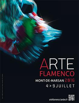 Affiche Arte Flamenco